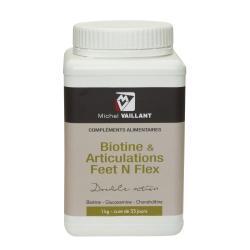 """Biotine & Articulations """"FEET'n FLEX"""" Michel Vaillant"""