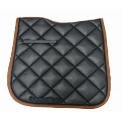 "Tapis de selle ""LUXURY"" Dressage Lamicell"