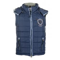 "Gilet sans manches ""KING"" by Little Sister"