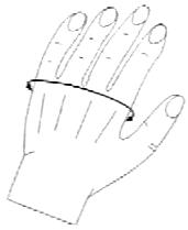 Les gants d'équitation HKM