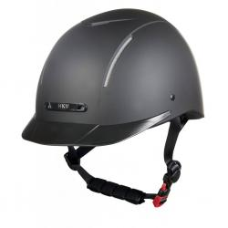 "Casque ""YORK PLAIN"" HKM"