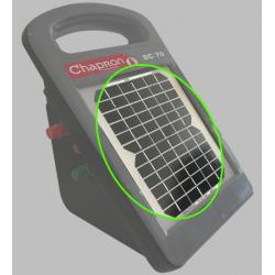 Panneau solaire 5W de rechange pour électrificateur SC - Chapron