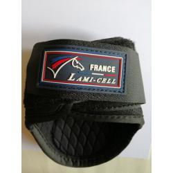 """Protège-boulets """"FÉDÉRATION FRANÇAISE YOUNGSTER"""" Lamicell"""