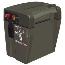 Électrificateur de clôture Chapron ECO 9.2 -Accu/Pile- 10 000V/0,3J