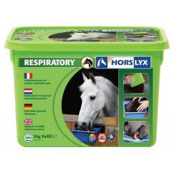 """Bloc à lécher HorsLyx """"RESPIRATORY"""" - Seau de 5kg"""