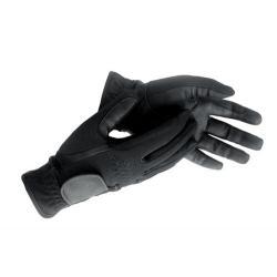 Gants d'hiver en cuir synthétique HKM