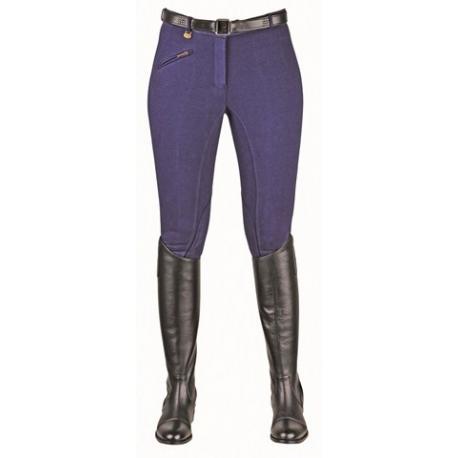 """Pantalon d'équitation """"BREST"""" HKM - Modèle enfants"""