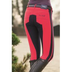 "Pantalon d'équitation ""BOSTON"" 3/4 Pro-Team - Enfants"