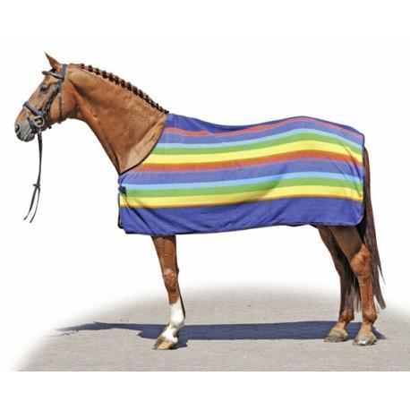 """Couverture séchante HKM """"Rainbow"""""""
