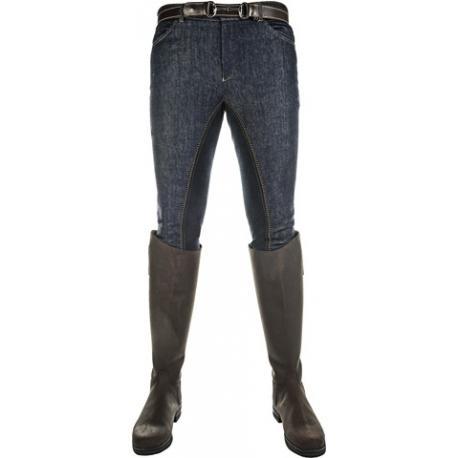 "Pantalon d'équitation Hommes ""TEXAS NEW"" 3/4 HKM Texas"