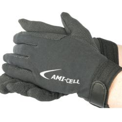 "Gants en coton ""PIMPLE PALM"" Lamicell"