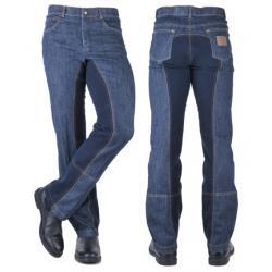 """Pantalon d'équitation hommes """"TEXAS NEW"""" 1/1 Jodhpur HKM Texas"""