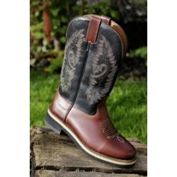 "Bottes Western ""SOFTY COW"" HKM Texas"