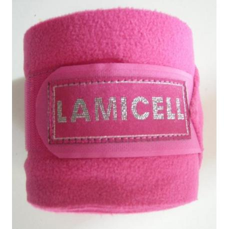 "Bandes de Polo ""NEW CRYSTAL"" Lamicell"