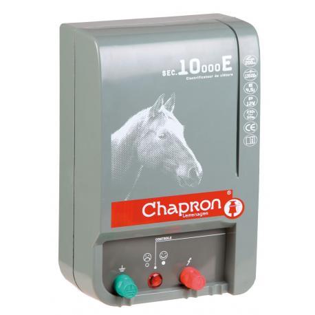 Electrificateur de clôture SEC 10 000 de Chapron