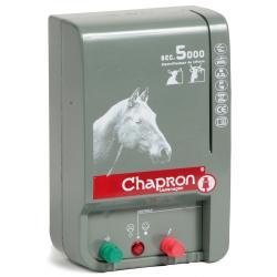 Électrificateur de clôture Chapron SEC 5 000 - Secteur - 8 000V - 3 J