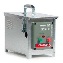 Électrificateur de clôture BERGER 12 -Accu/Pile- 8 200V/1,9J - Chapron