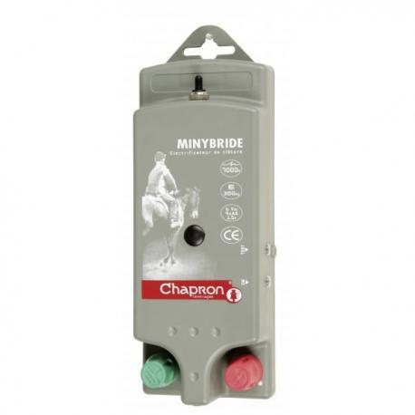 Électrificateur de randonnée Chapron MINYBRIDE -Secteur/Accu- 9 700V/0,6J