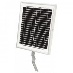 Panneau solaire pour électrificateur de clôture Chapron 10W + Support