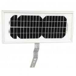 Panneau solaire pour électrificateur de clôture Chapron 5W + Support