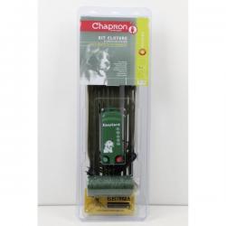 Kit de clôture électrifiée pour chien - Secteur - EASY CLOT - Chapron