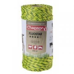 """Cordon de clôture 3 inox """"FLUOSTAR"""" -200m- Chapron"""