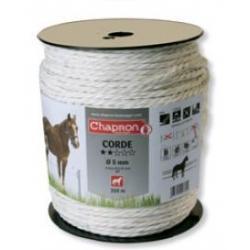 Cordon de clôture 4 inox Ø5 -200m- Chapron