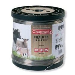 Fil d'aluminium Ø 1,8 mm -400m- Chapron