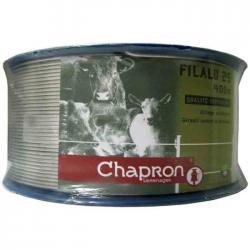 Fil d'aluminium Ø2,5 mm -400m- Chapron