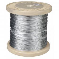 Câble en acier galvanisé (CAG) -500m- Chapron