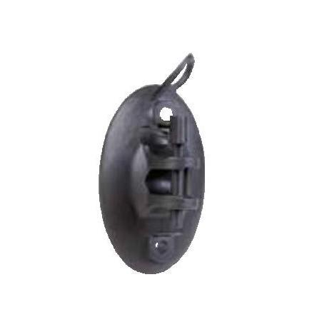 Isolateur ELCLAV - Pour cordon sur piquet bois - Sachet de 25