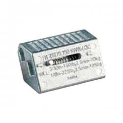 Raccord KWIKLOC - Pour fil jusqu'à Ø 2,5 mm - Par coque de 4 pièces