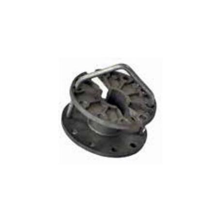 Tendeur rotatif en aluminium - Par 2