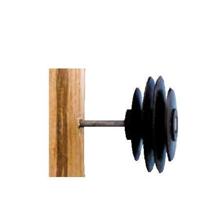 Isolateur ELFIX - Pour suspendre les filets - Sachet de 50 pièces