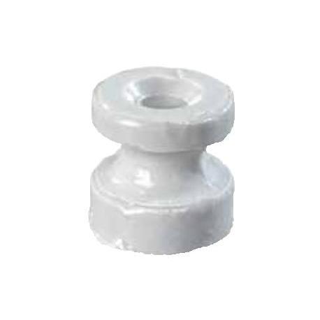 Isolateur P 300 - Porcelaine 30 x 30 - Sachet de 25