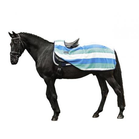 """Couvre-reins séchant HKM """"Fashion Stripes"""""""