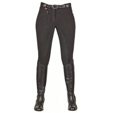"""Pantalon d'équitation """"PENNY"""" fond peau 3/4 HKM"""