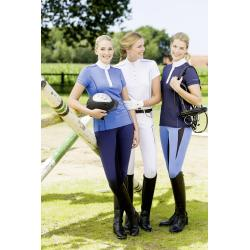 "Polo de concours ""INTERNATIONAL"" by HKM Pro-Team"