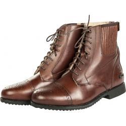 """Boots """"REX ANTIK WINTER"""" avec empiècement élastique HKM"""