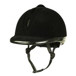 "Casque ""NEW FLOCK"" noir by HKM"