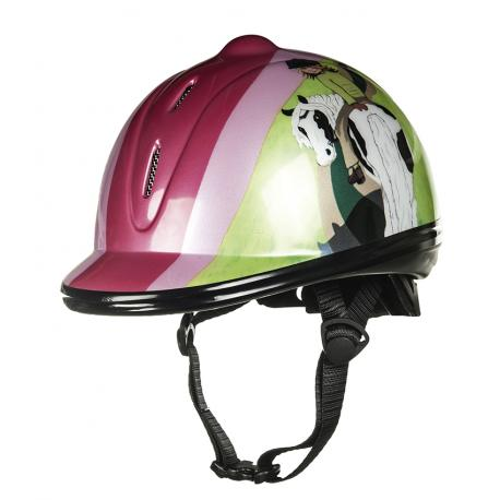 """Casque """"NEW JUMP INTO MY HEART"""" by HKM"""
