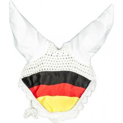 "Bonnet anti-mouches ""FLAGS"" by HKM"