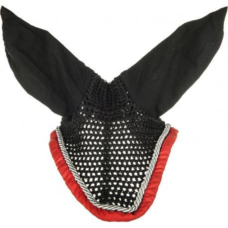 "Bonnet anti-mouches ""EQUESTRIAN"" by HKM"