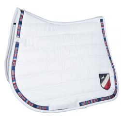 "Tapis de selle ""INTERNATIONAL FLAGS"" by HKM Pro-Team"