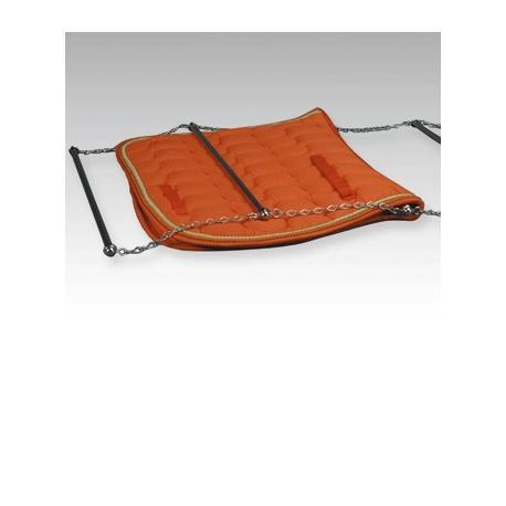 Support pour couvertures ou tapis de selles