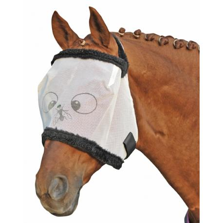 "Masque anti-mouches ""FUNNY"" HKM"