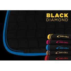 "Tapis de selle ""BLACK DIAMOND"" Lamicell"