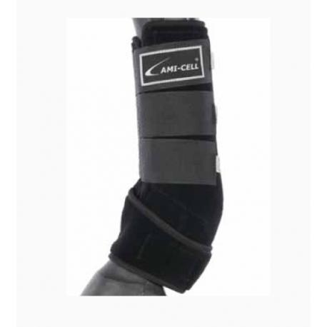 """Protège-tendons de dressage """"Ventex"""" Lamicell"""