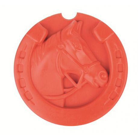 """Étrille ronde """"HORSE"""" -9,5 cm-"""