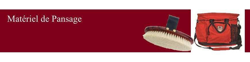 Matériel de pansage